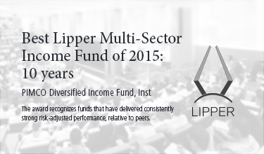 best lipper multi sector income fund