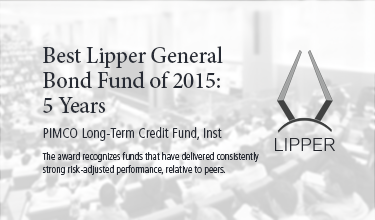 best lipper general bond fund