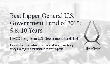 best lipper general us government fund
