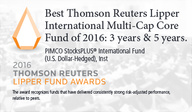 best thompson reuters lipper intl muni cap core fund