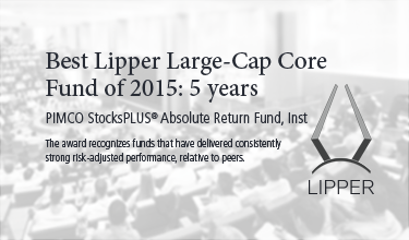 best lipper large cap core fund