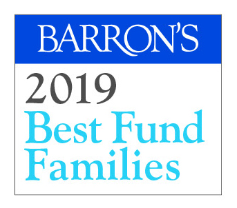 Barrons 2019 Best Fund Families